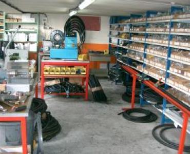 Fabrication de flexibles hydrauliques