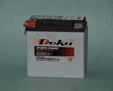 Batterie de moto ETX 14