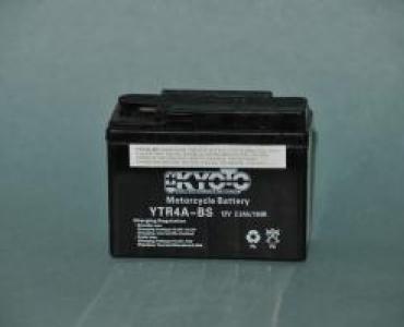 Batterie de moto YTR4A-BS