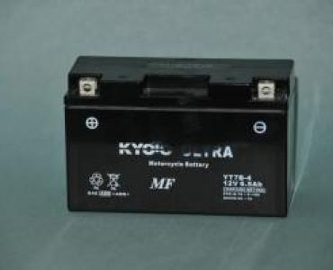 Batterie de moto YT7B-4
