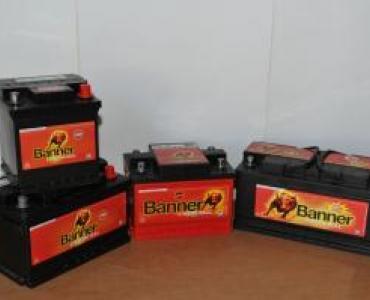 Batteries pour véhicules européens
