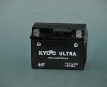 Batterie de moto YTX4L-BS