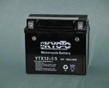 Batterie de moto YTX12-BS