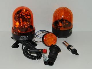 Gyrophares et feux flash