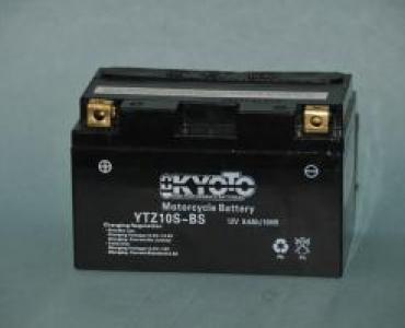 Batterie de moto YTZ10-S