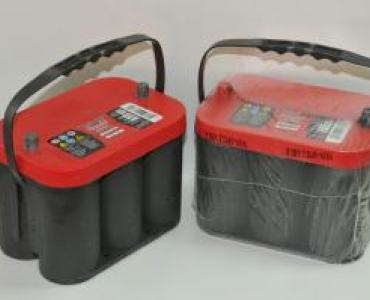 Batteries OPTIMA pour CHRYSLER pt cruiser