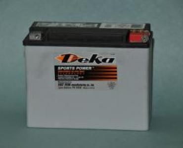 Batterie de moto ETX18L