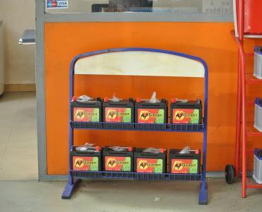 Batteries pour tondeuse et mini tracteur