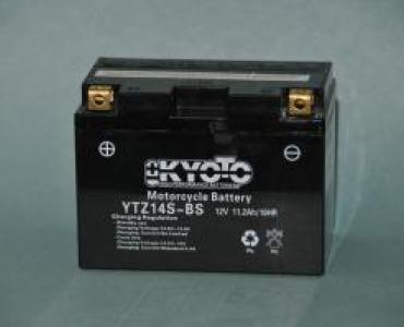 Batterie de moto YTZ14-S