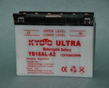 Batterie de moto YB16AL-A2