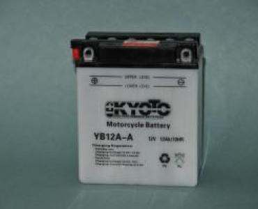 Batterie de moto YB12A-A