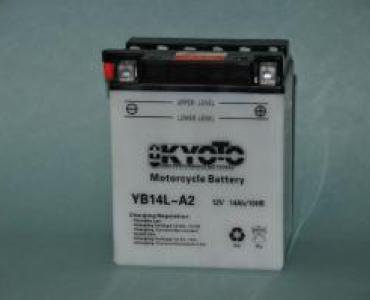 Batterie de moto YB14L-A2