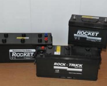 Batteries pour poids lourds et agricoles