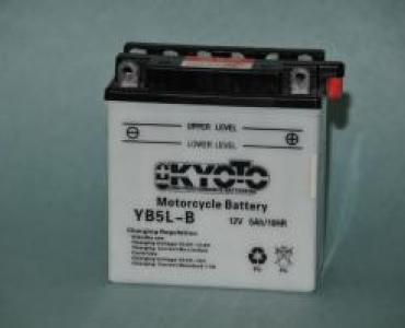 Batterie de moto YB5L-B