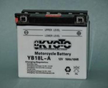 Batterie de moto YB18L-A