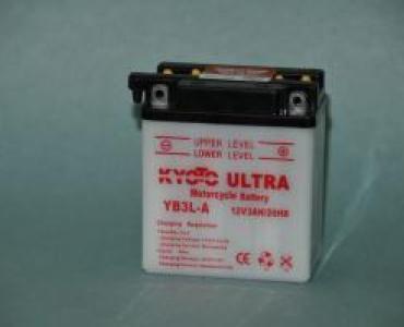 Batterie de moto YB3L-A