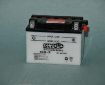 Batterie de moto YB4L-B