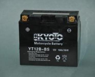 Batterie de moto YT12B-4