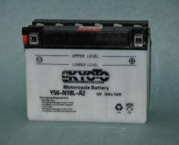 Batterie de moto Y50N-18L-A