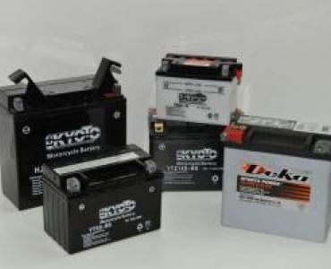 Batteries de moto