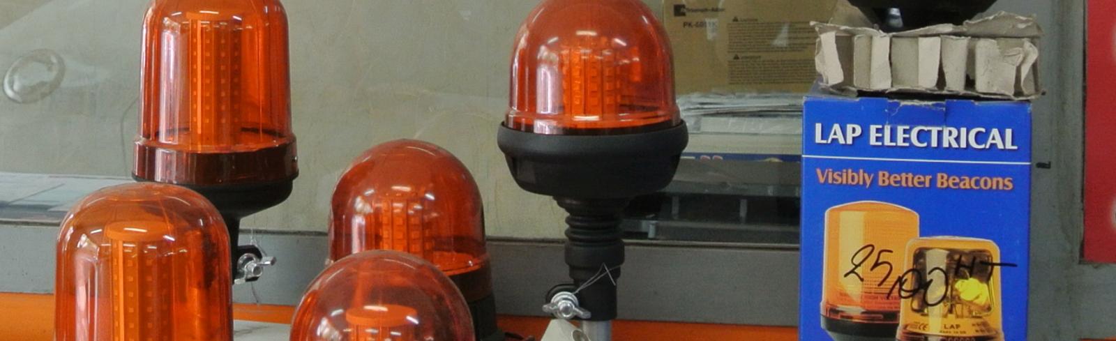 Accessoires et signalisation