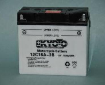 Batterie de moto 12C16A-3B