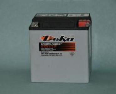 Batterie de moto ETX30L