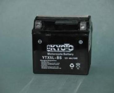 Batterie de moto YTX5L-BS