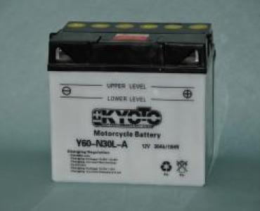 Batterie de moto Y60-N30L-A